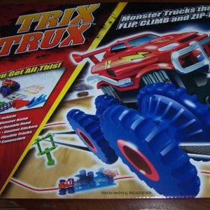 TRIX TRUX Monster Truck AS SEEN ON TV.